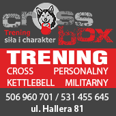 Cross Box Gorlice - ul. Hallera 81