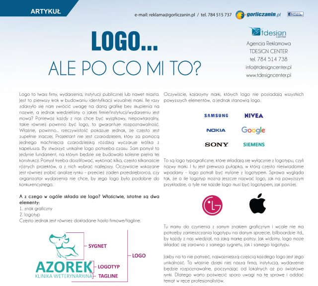 LOGO...ale po co mi to?