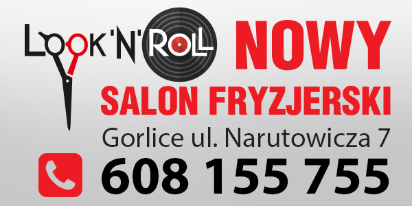 Look'n'Roll Salon Fryzjerski Gorlice